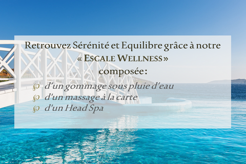 Escale Wellness : gommage, massage et head spa